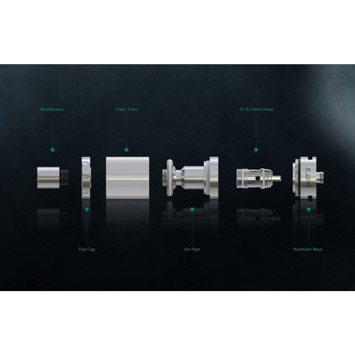 Eleaf iJust-S Tank Components