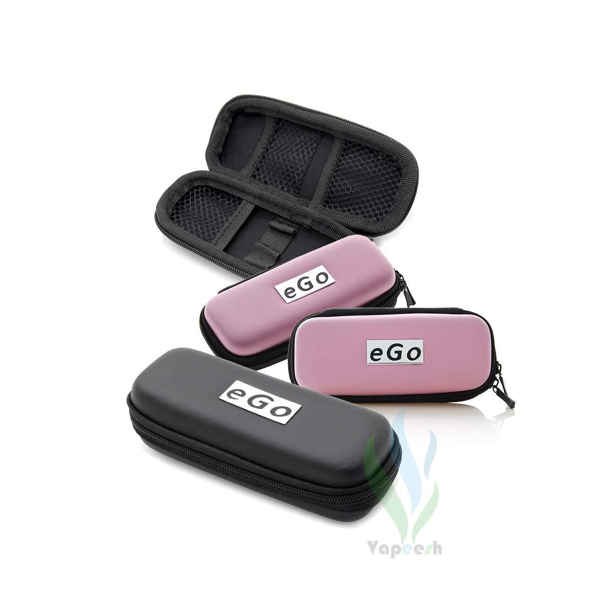 eGo Carry Case Pink & Black