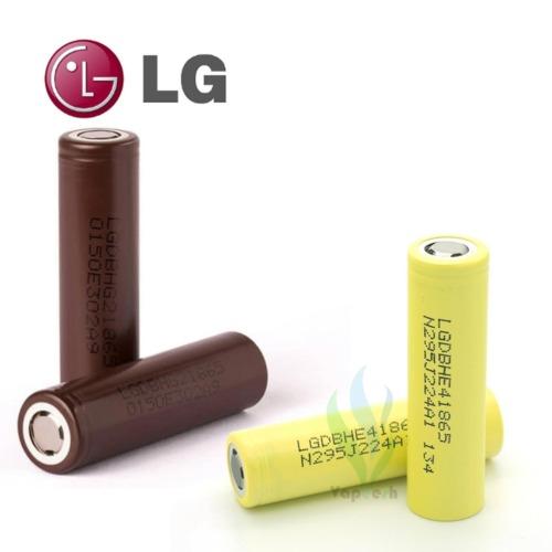 LG Battery 18650 HG2 & HE4